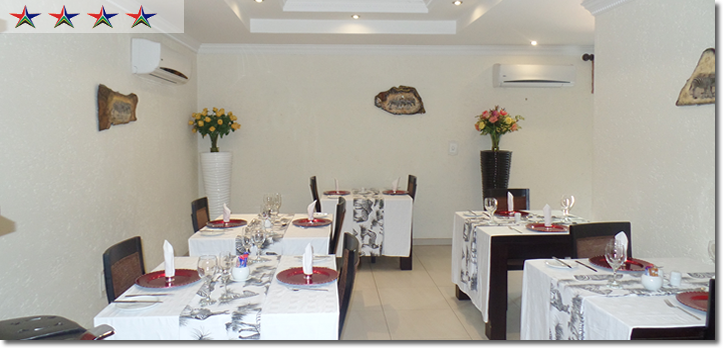 Montana Boutique Guesthouse Dining facilities