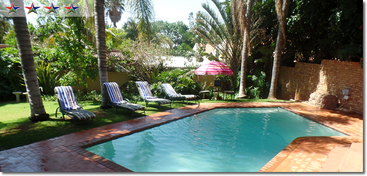 Montana Boutique Guesthouse Swimming facilities