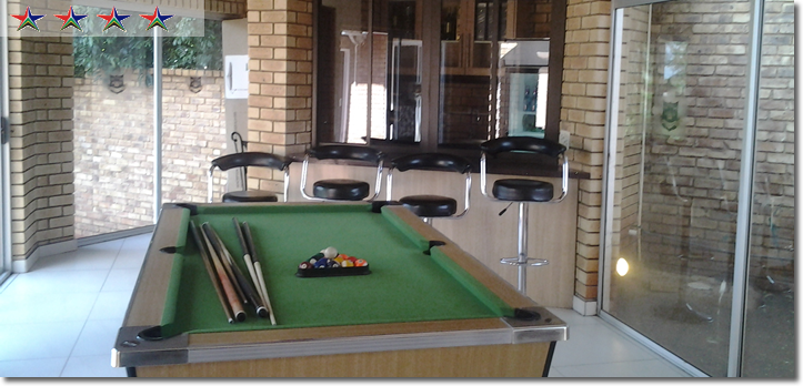 Montana Boutique Guesthouse entertainment facilities